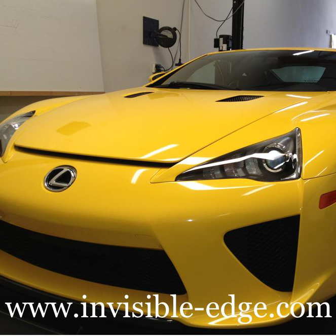 Invisible Edge: Clear Bra and Window Tinting Specialists